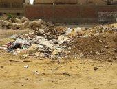 سكان الهضبة الوسطى بالمقطم يستغيثون: مخلفات المبانى والقمامة أصبحت رهيبة