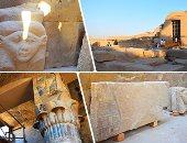 السياحة والآثار تتيح زيارات افتراضية للمواقع والمقاصد المصرية عبر الانترنت