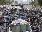 قارئ يشكو انتشار القمامة والتوك توك فى سوق التجمع الأول بالقاهرة