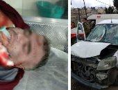 الصحة الفلسطينية تعلن استشهاد منفذ عملية دهس جنود إسرائيليين بالخليل