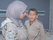 صور ..وزير الداخلية يوافق على طلب أسرة لإجراء جراجة بالقلب لطفلهم بمستشفى الشرطة