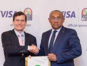 Visa توقع كراعى تكنولوجيا المدفوعات لبطولة كأس الأمم الإفريقية توتال