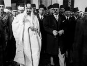 شاهد.. 10 صور تاريخية من زيارة الملك عبد العزيز آل سعود لمصر منذ 72 عاما