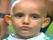 سيف زاهر:الطفل صاحب ضربة البداية فى مباراة الاتحاد والجيش ليس مصابا بالسرطان