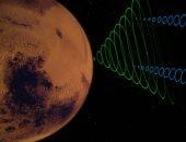 """فيديو.. طاقم ناسا يحتفل بهبوط مركبة الفضاء """"إنسايت"""" على المريخ برقصة"""