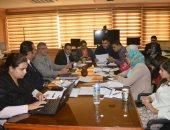 """اللجنة التنفيذية لـ""""مصر تستطيع بالتعليم"""" تبحث استعدادات وأجندة المؤتمر"""