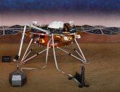 """المسبار """"إنسايت"""" التابع لـ """"ناسا"""" يهبط على سطح المريخ بنجاح"""