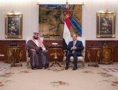 السفير السعودى: زيارة ولى العهد لمصر دفعة جديدة لنقل العلاقات لآفاق أرحب