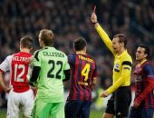 أخبار برشلونة اليوم عن حكم مباراة البارسا ضد إيندهوفن بدورى الأبطال