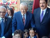 محافظ القليوبية: المدارس الحكومية الدولية قصة نجاح لوزارة التعليم