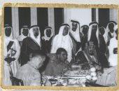صورة من 66 سنة.. الملك عبد العزيز آل سعود يستقبل الرئيس محمد نجيب بالطائف