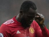شكوك حول مشاركة لوكاكو مع مانشستر يونايتد ضد إنتر ميلان اليوم