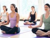"""""""اليوجا"""" تعمل على تحسن الصحة فى فترة الشيخوخة.. اعرف التفاصيل"""