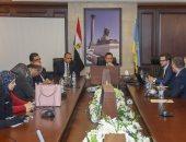 """""""قنصوة"""" يتابع تطورات المخطط الإستراتيجي لمدينة """"الإسكندرية 2032"""""""