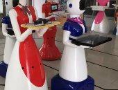 طالبان اماراتيان يبتكران روبوتين لمساعدة أصحاب الهمم والمحافظة على البيئة