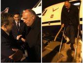 صور .. سامح شكرى يبدأ مباحثاته مع نظيره الصربى لمناقشة العلاقات بين البلدين