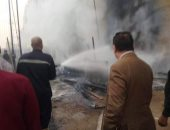 السيطرة على حريق داخل شقة سكنية فى الدرب اﻷحمر دون إصابات