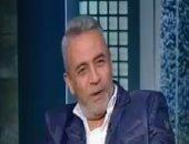 الفنان صبرى فواز يؤدى أشعار فؤاد حداد ويصفه بنبى الشعر