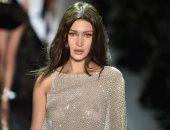استقبال حافل لعارضة الأزياء الأمريكية بيلا حديد فى ماليزيا