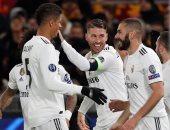 كل اهداف الثلاثاء.. انتصارات لريال مدريد ويوفنتوس في دوري الأبطال