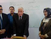 محافظ جنوب سيناء: إنذار الطلاب المتغيبين وفصلهم حال استمرار الغياب
