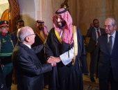 صورة.. الأمير محمد بن سلمان يغادر تونس متجها للأرجنتين لحضور قمة الـ20