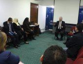 """""""المصرى للسياسات العامة"""" يعقد ورشة لمساعدة النواب حول السياسات المالية والنقدية"""