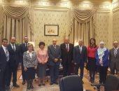 مساعد وزير الخارجية يستعرض جهود قطاع حقوق الإنسان أمام النواب