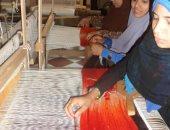 منظمات المجتمع المدنى بالفيوم تشارك فى معرض منتجات مصنوعة من المخلفات