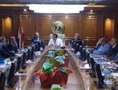 وزير التعليم العالى يرأس اجتماع المعهد القومى للمعايرة