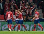 أتلتيكو مدريد يتأهل بثنائية فى موناكو.. وصعود بورتو وشالكة عن المجموعة الرابعة