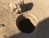 قارئ يطالب بتوفير أغطية لبالوعات الصرف الصحى بقرية الضبعية بالأقصر
