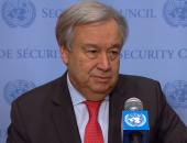 أمين عام الأمم المتحدة يطالب بضمان حقوق المعاقين الصحية خلال أزمة كورونا