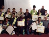 توزيع جوائز مسابقة المخترع الصغير على الفائزين من مختلف محافظات مصر (صور)