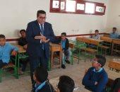 صور.. وكيل تعليم جنوب سيناء: الدولة تريد جيلا قادرا على مواجهة التحديات