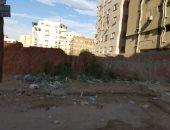 شكوى من انتشار القمامة نهاية شارع مصطفى النحاس بمدينة نصر