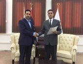 المفوضية العليا للانتخابات الليبية تتسلم قانون الاستفتاء على الدستور