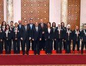 الرئيس الإقليمى للأولمبياد الخاص الدولى: أوسمة السيسى قلادة على صدورنا