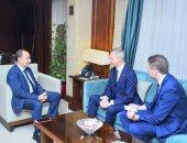وزير التجارة يبحث مع نظيره البيلاروسى زيادة تصدير الدواء والمستلزمات الطبية