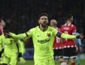 ملخص وأهداف مباراة ايندهوفن ضد برشلونة بدورى أبطال أوروبا
