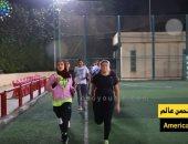 فتيات مصر يقتحمن عالم كرة القدم الأمريكية.. تفتكروا هيعملوا حاجة؟!