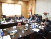 وزير التعليم العالى يرأس اجتماع مجلس إدارة المركز القومى للبحوث