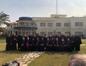 بطاركة الشرق الكاثوليك يختتمون أعمال مؤتمرهم الـ26 ببغداد