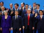 مجموعة العشرين تتفق على البيان الختامى متضمنا الإشارة لتغير المناخ
