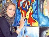 """3 ديسمبر.. معرض """"شتات بين الحقيقة والخيال"""" للفنانة غدير حافظ بدار الأوبرا"""