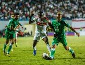 فيديو ..مصطفى فتحى يحرز الهدف السادس للزمالك أمام القطن