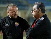 حمادة صدقى يضم 20 لاعباً في قائمة سموحة لمواجهة أف سى مصر