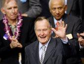 رحيل الرئيس الأمريكى الأسبق جورج بوش الأب عن عمر ناهز 94 عاما