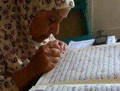 مسك الختام.. قصة عجوز كتبت المصحف الشريف بخط يدها فى 4 أعوام