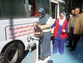 فحص 11958 من مواطنى شمال سيناء ضد فيروس سى